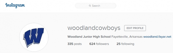 Woodland Instagram
