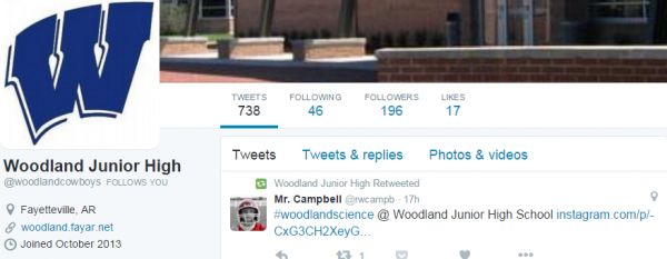 Woodland Twitter